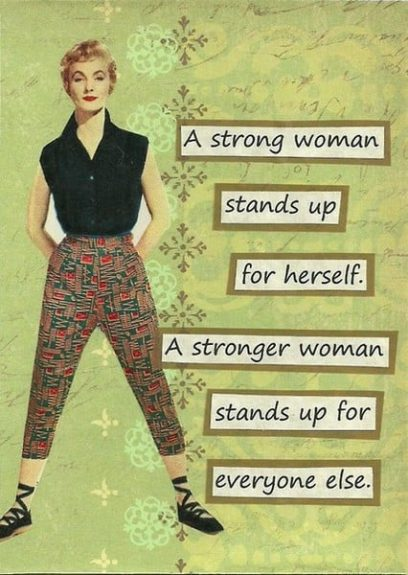 a-strong-woman